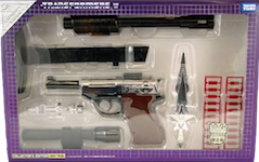 Takara - Collector's Edition (G1) Megatron (e-Hobby, black version)