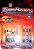 Transformers Robots In Disguise Ironhide & Mirage (spychgr 2 pack)