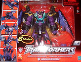 Transformers Robots In Disguise Megatron - Ultra (package 1)