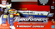 Transformers Robots In Disguise Midnight Express, team bullet train