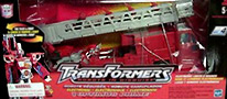 Transformers Robots In Disguise / RID (2001-) Optimus Prime