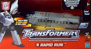 Transformers Robots In Disguise Rapid Run, team bullet train