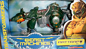 Transformers Beast Machines Rattrap - Mega