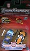 Transformers Robots In Disguise Side Burn2/Daytonus (spychgr 2 pack)