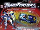 Transformers Robots In Disguise Side Burn - deluxe