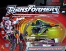 Transformers Robots In Disguise Skid-Z vs. Wind Sheer