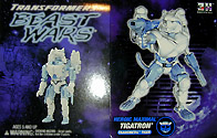 Transformers Timelines (BotCon) BotCon 2001 Tigatron