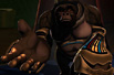 Beast Machines Blast Punch Optimus Primal (Mega)