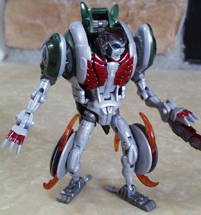 Mega Beast Machines: Rattrap