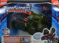 Transformers Armada Megatron w/ Leader-1