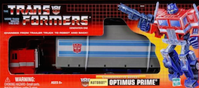 Transformers Vintage (Walmart exclusive) Optimus Prime