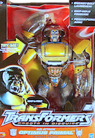 Transformers Robots In Disguise / RID (2001-) Air Attack Optimus Primal (Supreme - TRU exclusive)