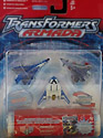 Transformers Armada Air Defense Team (Jetstorm, Sonar, Runway)