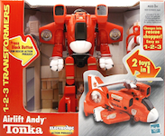 Transformers Go-Bots 1-2-3 Airlift Andy