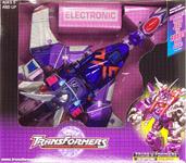 Transformers Timelines (BotCon) Cyclonus (Botcon 2002)