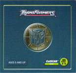 Transformers Timelines (BotCon) CatSCAN (Botcon 2002)