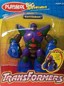 Transformers Go-Bots Big Adventures Gorillabot