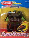 Transformers Go-Bots Big Adventures Mototron