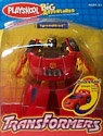 Transformers Go-Bots Big Adventures Speed-Bot
