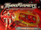 Transformers Robots In Disguise Super Speedbreaker (Side Burn) -recolor