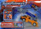Transformers Armada Smokescreen w/ Forklift