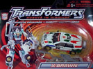 Transformers Robots In Disguise Super X-Brawn, -recolor