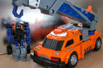 Armada Smokescreen w/ Forklift