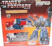 TF Vintage (Walmart exclusive) Powermaster Optimus Prime