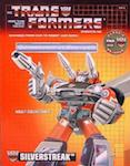 Transformers Vintage (Walmart exclusive) Silverstreak