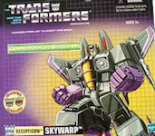Transformers Vintage (Walmart exclusive) Skywarp
