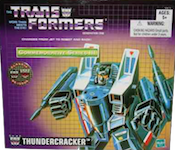 Transformers Vintage (Walmart exclusive) Thundercracker