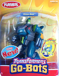 Transformers Go-Bots Dino-Bot (Velociraptor)