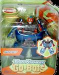 Transformers Go-Bots Aero-Bot (TRU sportscar)