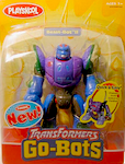 Transformers Go-Bots Beast-Bot II (panther)