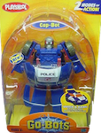 Transformers Go-Bots Cop-Bot (police cruiser)