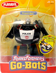 Transformers Go-Bots Prowl-Bot (police car)