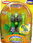 Transformers Go-Bots Scrap-Bot (bulldozer)