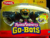 Go-Bots Silverbolt (jet)