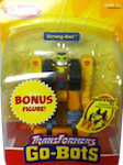 Transformers Go-Bots Strong-Bot (bulldozer)
