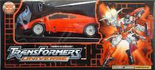 Transformers Timelines (BotCon) Sideswipe (Universe)