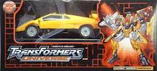 Transformers Timelines (BotCon) Sunstreaker