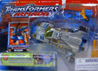 Transformers Armada Blurr w/ Incinerator