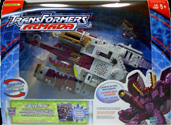 Transformers Armada Galvatron w/ Clench