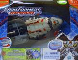 Transformers Armada Jetfire w/ Comettor