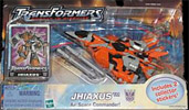 Transformers Robots In Disguise / RID (2001-) Jhiaxus (KB exclusive)