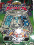 Transformers Micron Legend (Armada - Takara) MM-10 X-Dimension Race Microns: Indy, Spin, Drift