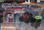 Transformers Armada Nemesis Prime w/ Run-Over