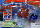 Transformers Armada Deluxe Optimus Prime w/ Overrun