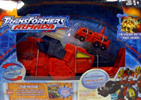 Transformers Armada Overload w/ Rollout