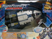 Transformers Armada Powerlinx Jetfire w/ Powerlinx Comettor